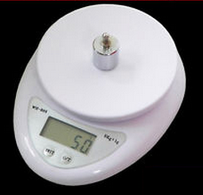 digital kitchen postal scale to be hacked