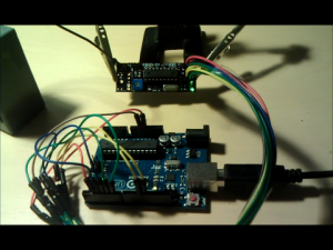 dtmf shield for Arduino demo