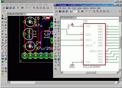 Cadsoft eagle is one of the Must Have Tools for DIY Electronic Projects